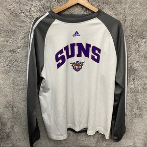 Adidas Phoenix Suns Long Sleeve Shirt